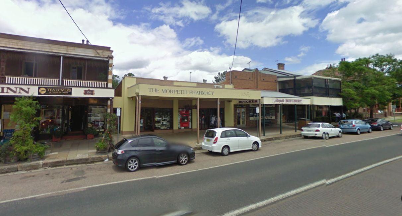 The Morpeth Pharmacy. Image: Google