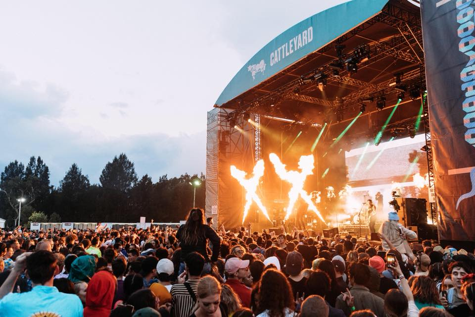 Groovin the Moo. Image: Groovin the Moo via Facebook.