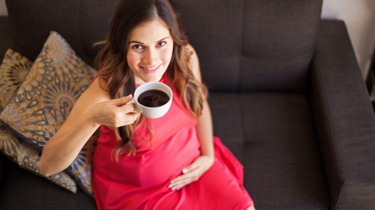 pregnant woman coffee pregnancy