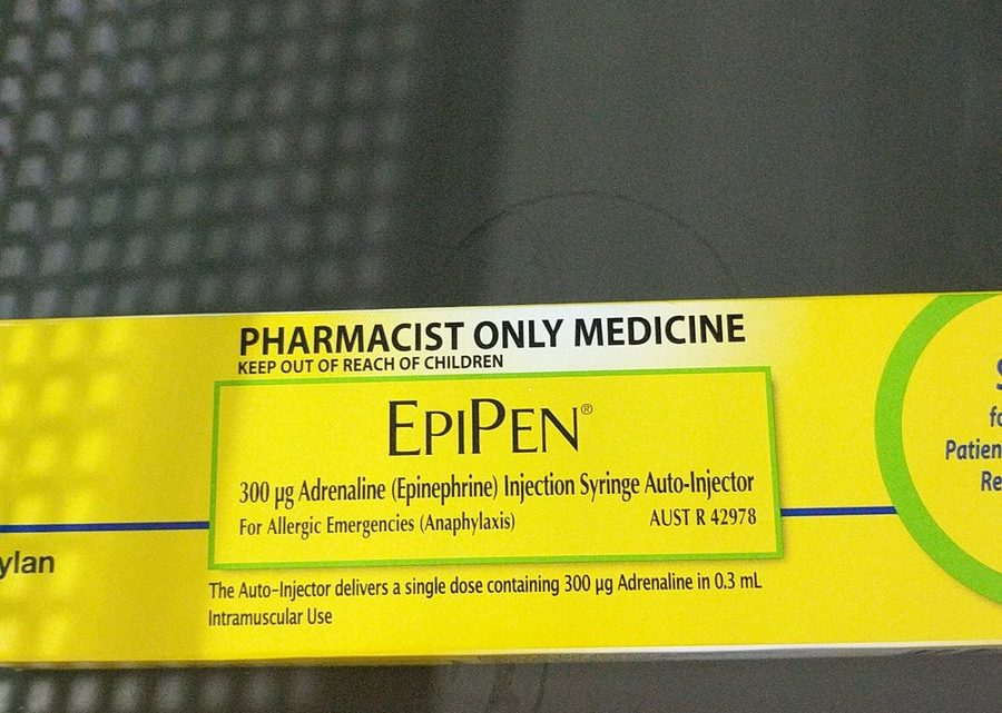 Epipen Supply Issues To Continue Indefinitely Ajp