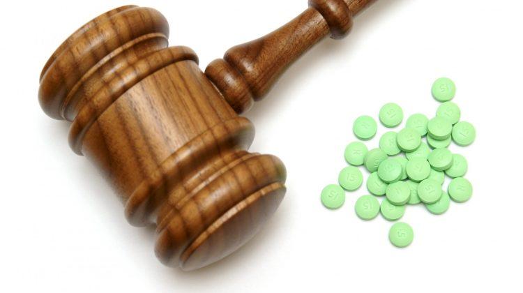 legal gavel morphine N 15 pills