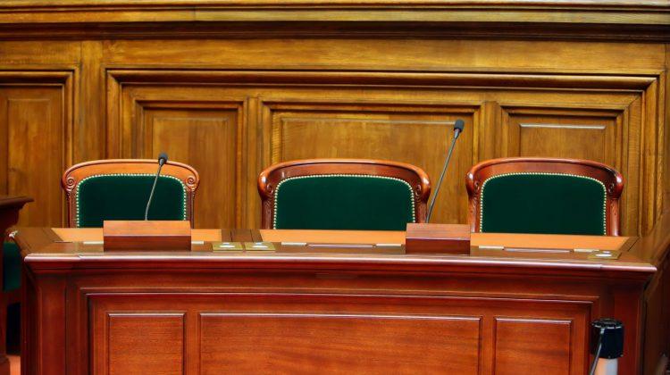 tribunal hearing legal case