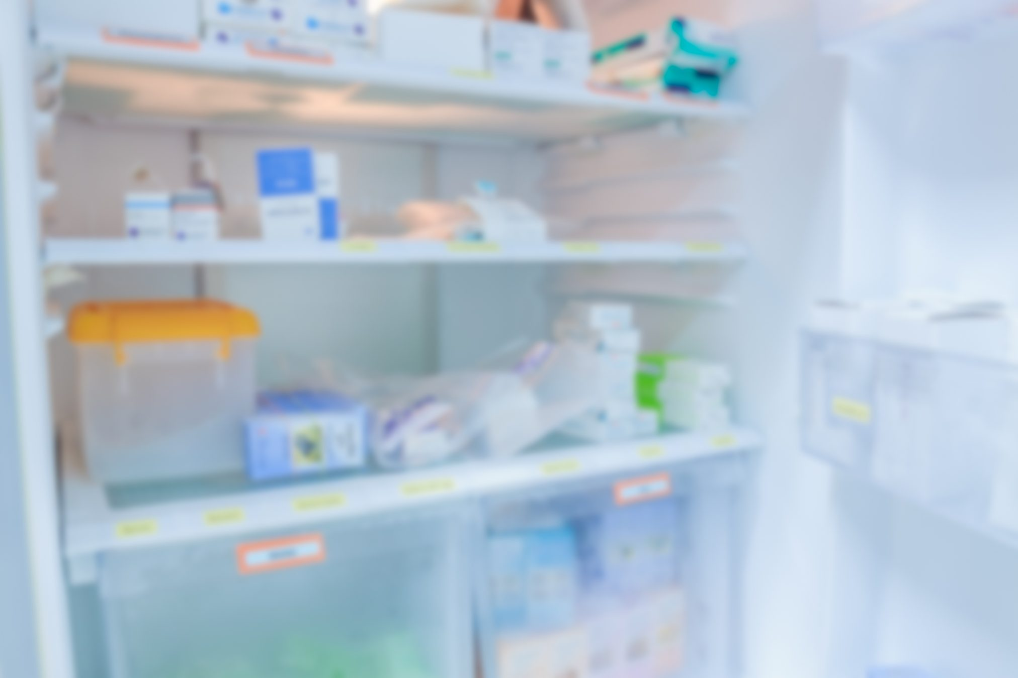 fridge cold chain medicines