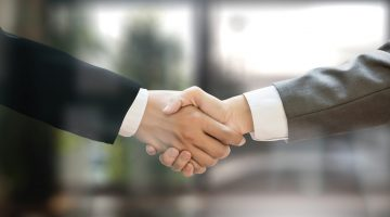 business acquisitions handshake
