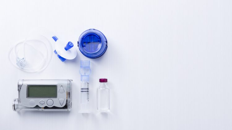insulin pump diabetes