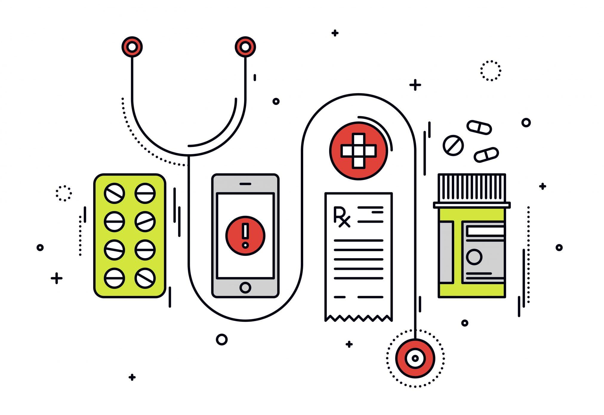 technology medication e-health ehealth My Health Record pills