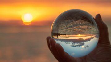 future crystal ball
