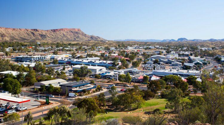 Alice Springs, NT