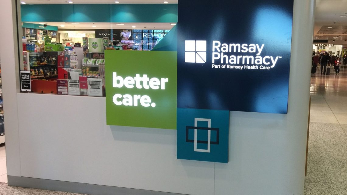 Ramsay Pharmacy shopfront