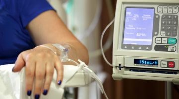 iv cancer infusion treatment