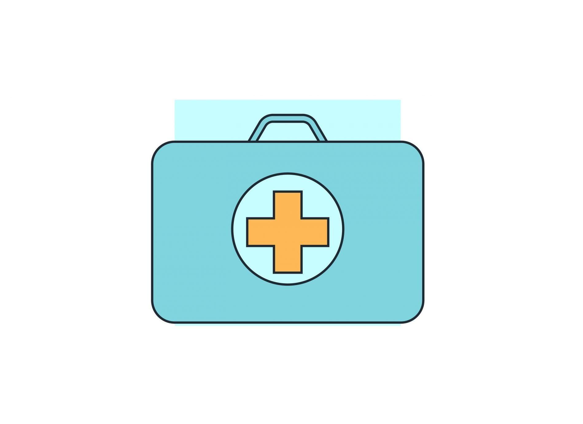 first aid kit naloxone medic medical