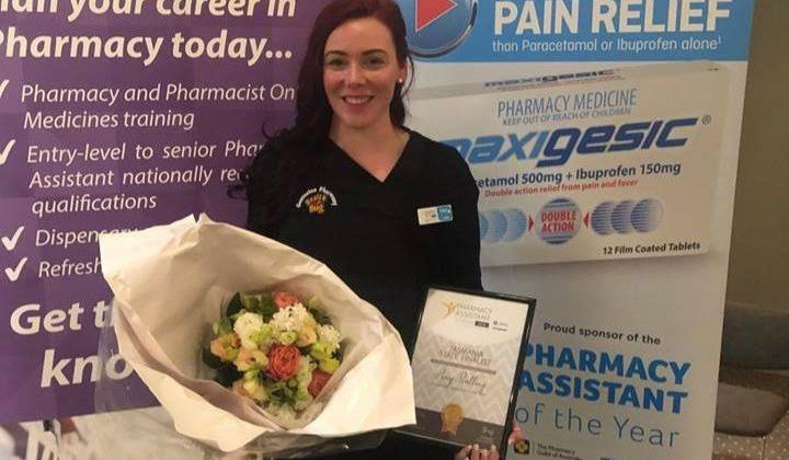 PATY Tasmania State Winner Amy Peatling