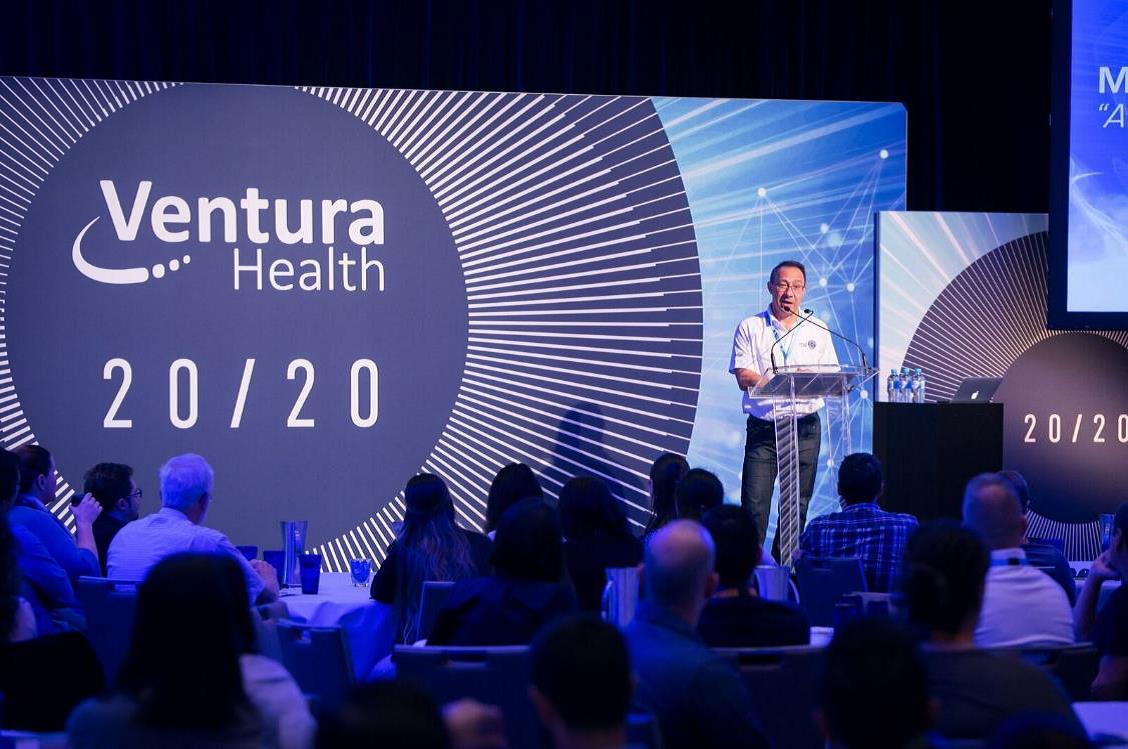 Ventura Health's Mario Capanna.