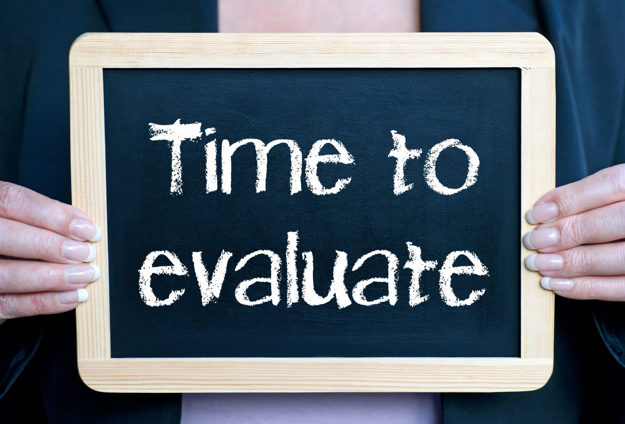 evaluate evaluation policy process