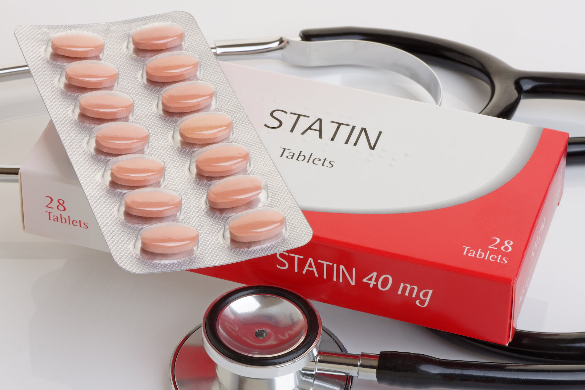 Statins Help the Heart, No Matter Your Age