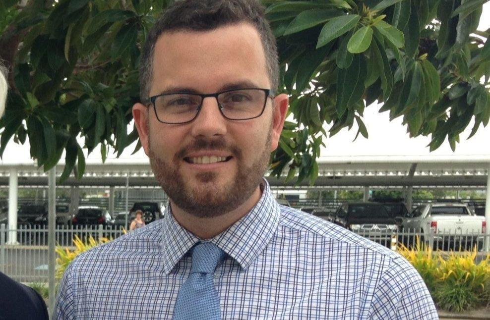 """Guild Queensland Branch president Trent Twomey: """"How good is Queensland?"""""""