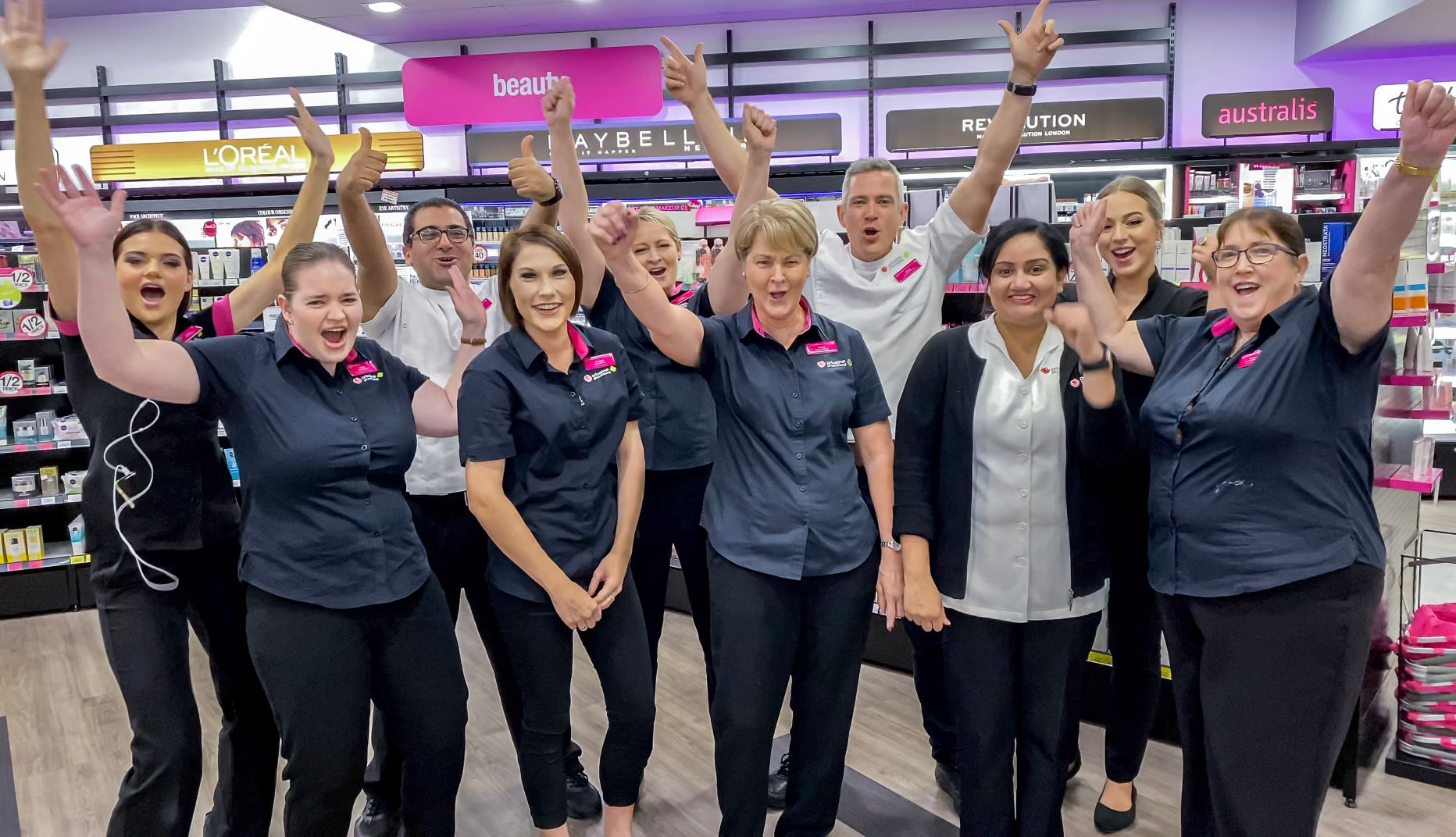 Store of the Year Winners - Rockhampton Upper