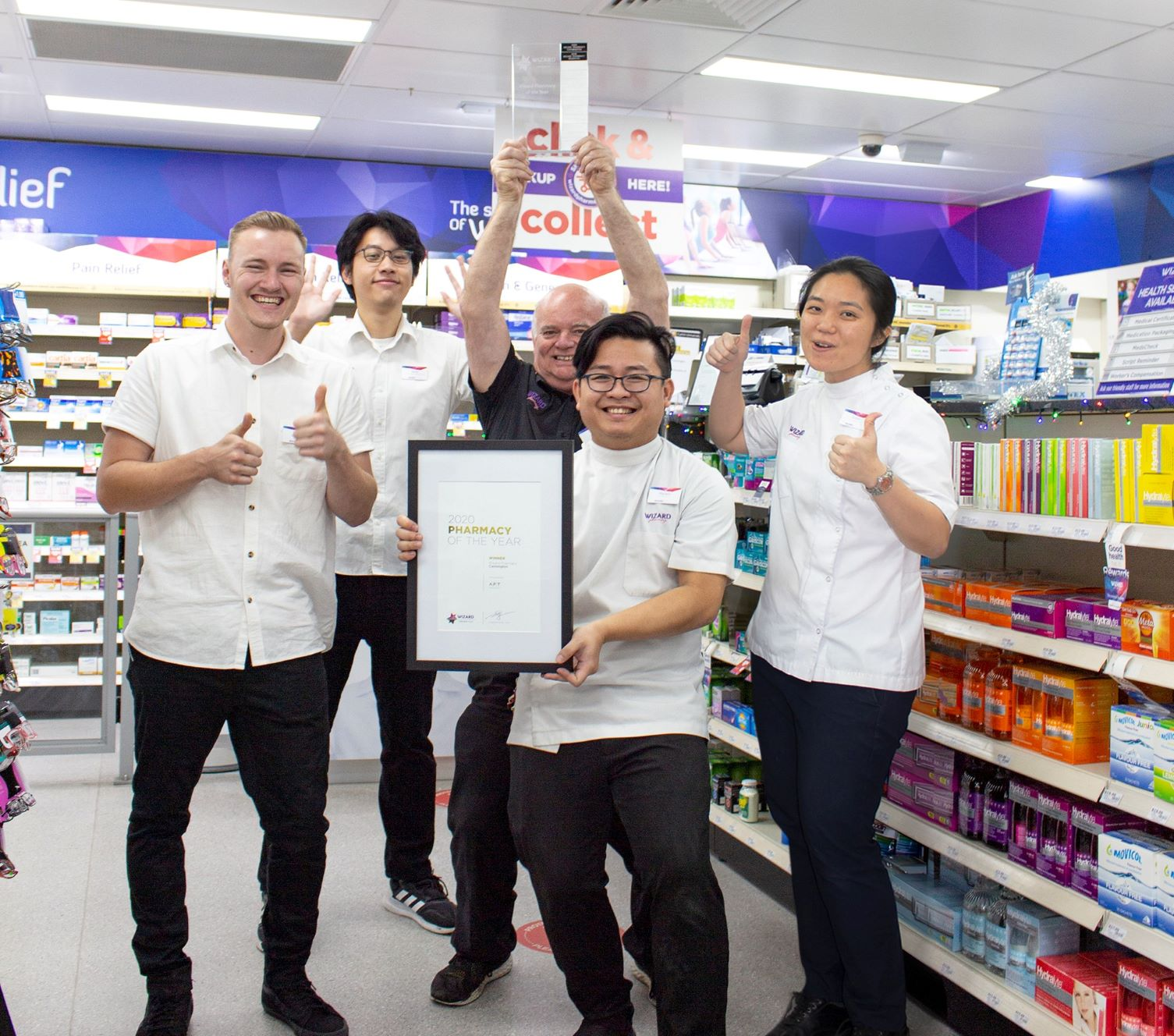 Wizard Cannington- Pharmacy of the Year (1)
